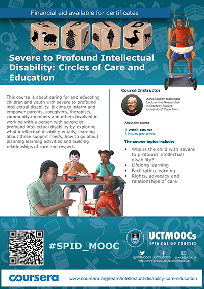 Severe to Profound Intellectual Disability: Circles of Care and Education