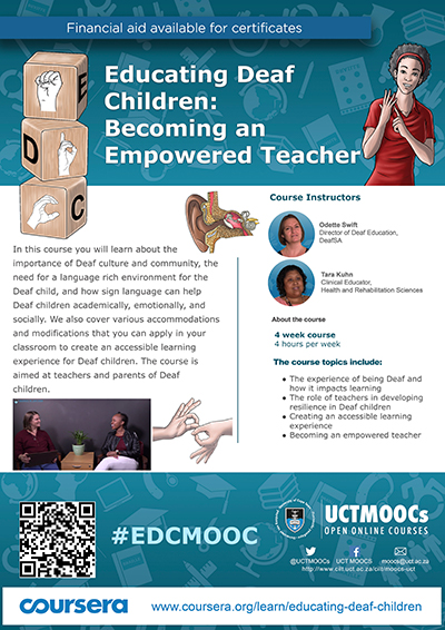 Educating Deaf Children: Becoming an Empowered Teacher